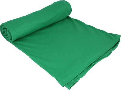 MOS-QUIT-O Checkered Single Blanket Green
