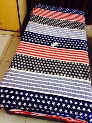 Tima Striped Single Blanket Multicolor