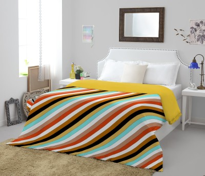 Spaces by Welspun Printed Queen Quilts & Comforters Yellow