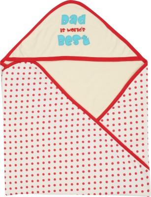 Lula Embroidered Crib Hooded Baby Blanket Sandal