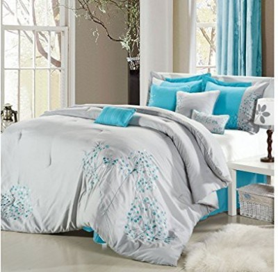 Chic Home Embroidered