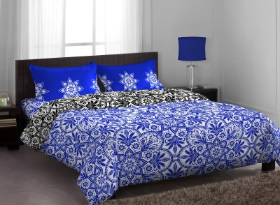 Stellar Home Polycotton Abstract Single Bedsheet
