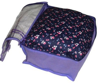 Art-Tickles Floral, Polka Single Quilts & Comforters Navy, Blue, Pink