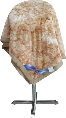 Valtellina Floral Single Quilts & Comforters Beige