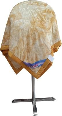 Valtellina Floral Single Quilts & Comforters Mustard