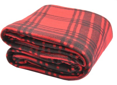 Kema Checkered Single Blanket Multicolor