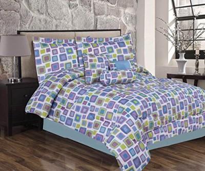 SALLY TEXTILES INC Geometric Multicolor
