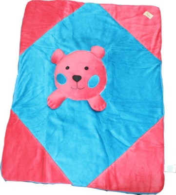 Just Pinto's Cartoon Single Quilts & Comforters Blue, Red