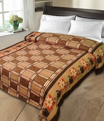 Peponi Floral Double Blanket Multicolor