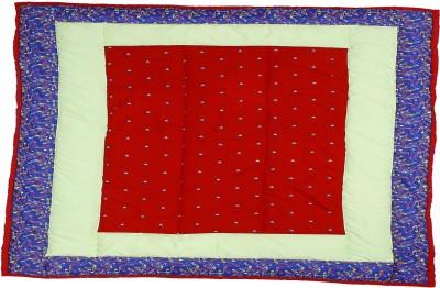CocoBee Printed Crib Quilts & Comforters Multicolor