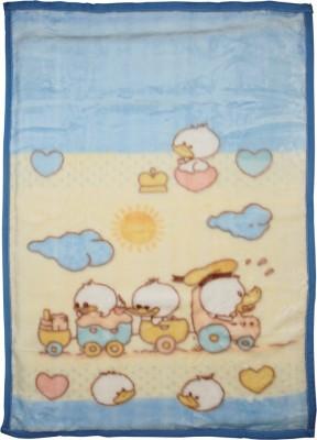 MeeMee Cartoon Single Quilts & Comforters Navy Blue