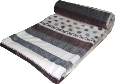 Gran Abstract Double Blanket Multicolour