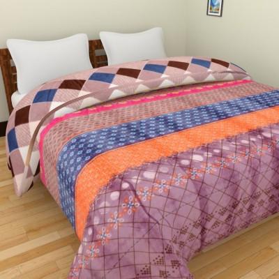 Brida Abstract Double Blanket Multicolor