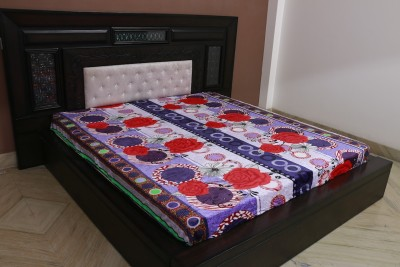 Shopcrats Floral Double Quilts & Comforters MultiColour