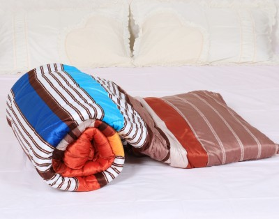 IndiStar Floral Single Quilts & Comforters Multicolor