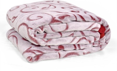 Cortina Floral Single Blanket Multicolor