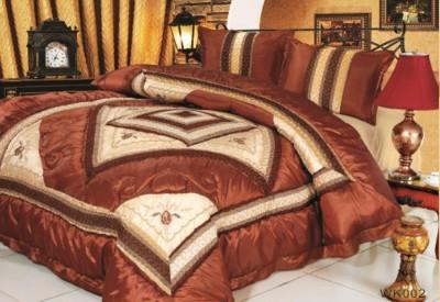 Marvel Geometric Double Quilts & Comforters Multicolor