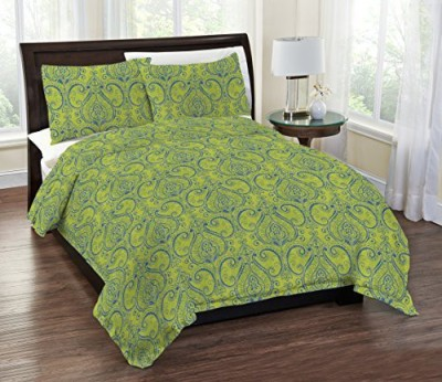 Regal Home Collections Abstract Throw Green/Blue