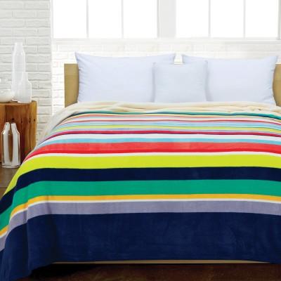 Esprit Floral Single Blanket Multicolor