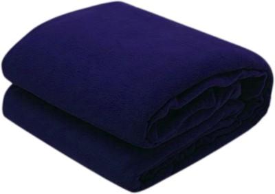 Paradise Plain Double Blanket Multicolor