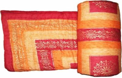 KRG ENTERPRISES Floral King Quilts & Comforters Multicolor