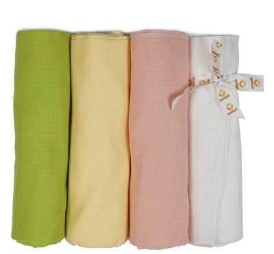 baach Plain Crib Blanket Multicolor