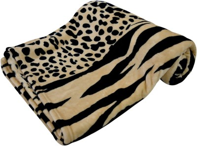 The Fancy Mart Animal Double Quilts & Comforters Multicolor