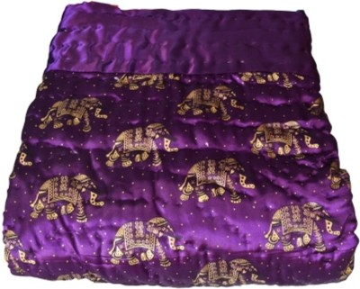 Ruchiworld Animal King Quilts & Comforters Multicolor