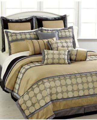 PHF Geometric Blanket Brown