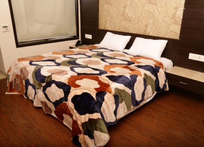 Tima Abstract Double Blanket Multicolor
