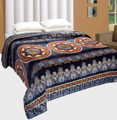 Nite N Day Floral Double Top Sheet Multicolor