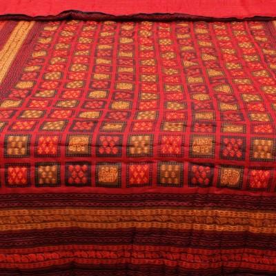 Pioneer Pragati Paisley Single Quilts & Comforters Orange