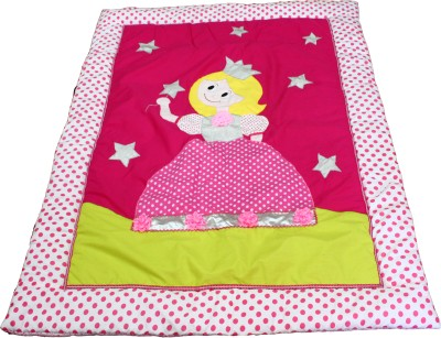 CosyBaby Polka Single Quilts & Comforters Pink