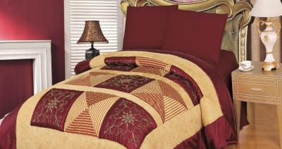 Marvel Geometric Double Quilts & Comforters Multicolour