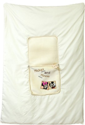 Portia Printed Single Quilts & Comforters Beige