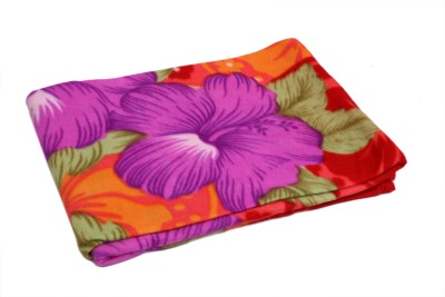 Furnishing Kingdom Floral Double Blanket Multicolor