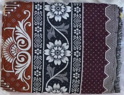 cotton leaf Floral Single Blanket 102
