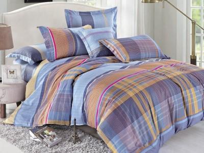 Stoa Paris Checkered Double Quilts & Comforters Multicolor