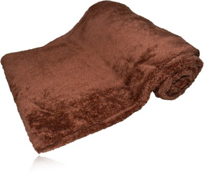 Expressions Abstract Single Blanket Brown