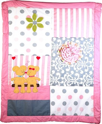 Baby Oodles Printed Single Quilts & Comforters Multicolor
