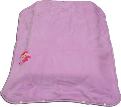 Ktm Home Boutique Plain Single Blanket Purple