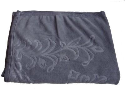 Kotcosy Striped Double Blanket Grey
