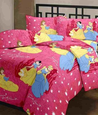 Monas Cartoon Single Quilts & Comforters Multicolor
