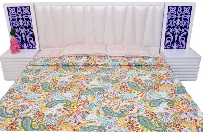 Jaipur Raga Printed Double Quilts & Comforters Multi-color