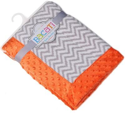 Bacati Geometric Single Blanket Multicolor