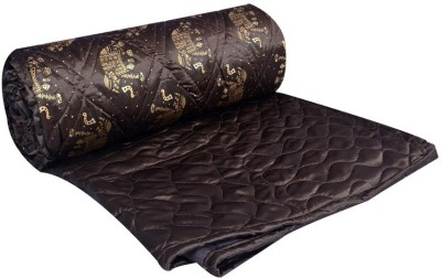 Rangasthali Animal Double Quilts & Comforters Brown