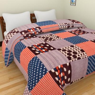 Brida Geometric Double Blanket Multicolor