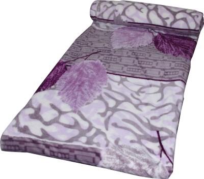 Gran Floral Single Blanket Multicolor