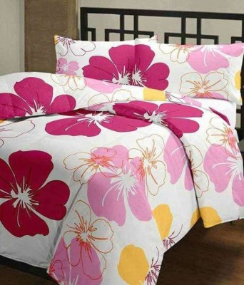 Relaxfeel Floral Single Dohar multicolour