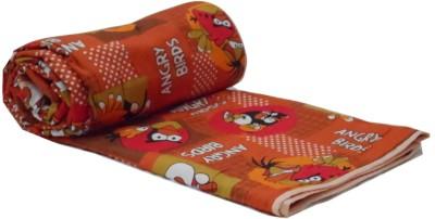 Snuggle Cartoon Single Quilts & Comforters Multicolor